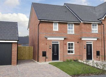 Thumbnail 3 bedroom end terrace house for sale in Lytham Road, Warton, Preston