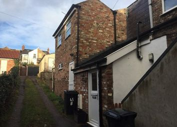 Thumbnail 1 bed terraced house to rent in Front Street, Acomb, York