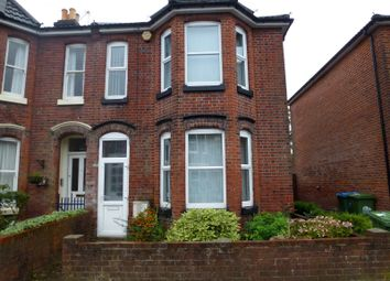 Thumbnail 3 bed semi-detached house to rent in Whitworth Road, Southampton