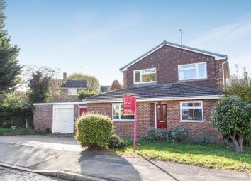 Thumbnail 4 bed detached house for sale in Marks Road, Wokingham, Berkshire