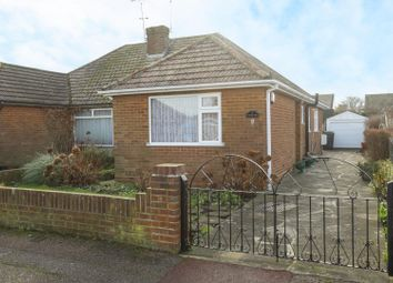 Thumbnail 2 bed semi-detached bungalow for sale in Wimborne Place, Ramsgate