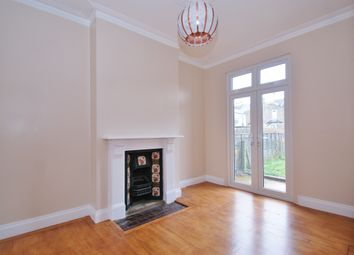 Thumbnail 3 bed terraced house to rent in Hazeldean Road, Harlesden, London