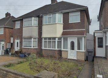 Thumbnail 3 bed semi-detached house for sale in Peplins Way, Kings Norton, Birmingham