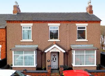 Thumbnail 3 bed detached house for sale in Wereton Road, Audley, Stoke-On-Trent