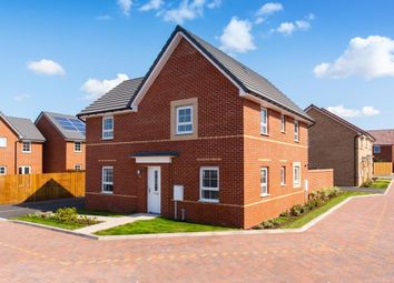 "Thumbnail 4 bed detached house for sale in ""Alderney"" at Bankwood Crescent, New Rossington, Doncaster"