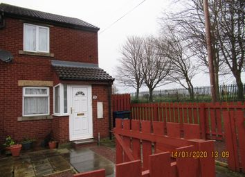 Thumbnail 2 bed end terrace house to rent in Harbottle Court, Newcastle Upon Tyne