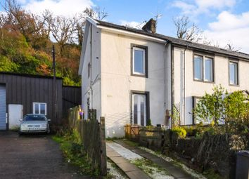 Thumbnail 2 bed terraced house for sale in Main Road, Garelochhead, Helensburgh