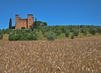 Thumbnail 8 bed château for sale in Siena, Tuscany, Italy