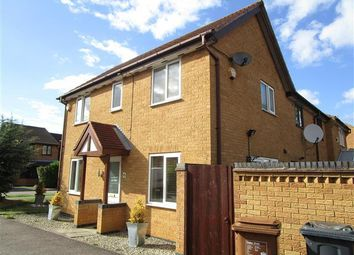 Thumbnail 3 bed detached house to rent in Aldwell Close, Wootton, Northampton