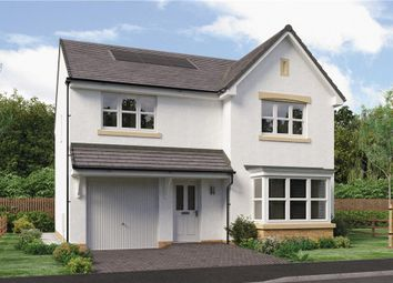 "Thumbnail 4 bedroom detached house for sale in ""Tait"" at Hawkhead Road, Paisley"