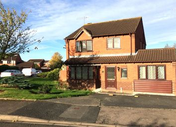 Thumbnail 4 bedroom detached house to rent in Jacob Close, Worcester