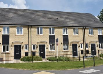 Thumbnail 2 bed terraced house for sale in Hazel Gardens, Didcot, Great Western Park