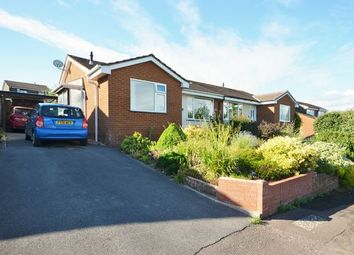 Thumbnail 3 bed semi-detached bungalow for sale in The Brendons, Sampford Peverell, Tiverton