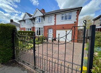 Thumbnail 5 bed semi-detached house for sale in Bishopsway, Penwortham, Preston
