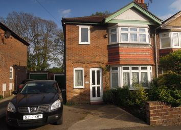 Thumbnail 3 bed semi-detached house for sale in Tremona Road, Shirley Southampton