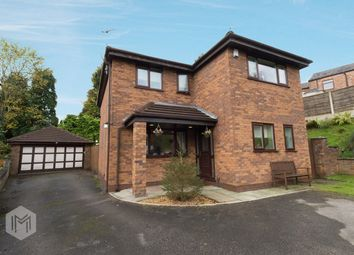 Thumbnail 4 bed detached house for sale in Danesbrook Close, Hindley, Wigan