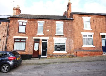 Thumbnail 3 bed terraced house for sale in Antill Street, Stapleford, Nottingham