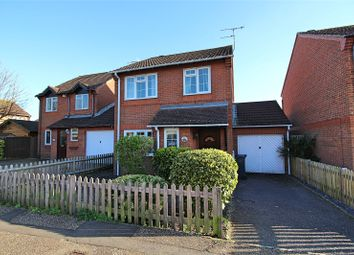 Thumbnail 3 bedroom detached house for sale in Glebeside Close, Tarring, Worthing, West Sussex