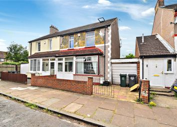 Thumbnail 3 bed semi-detached house for sale in Bedford Road, Dartford, Kent