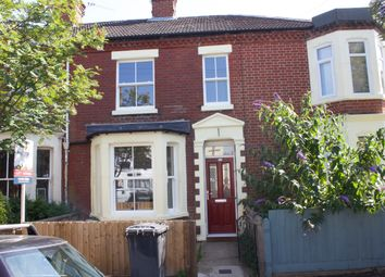 Thumbnail 3 bed terraced house to rent in Doris Road, Norwich