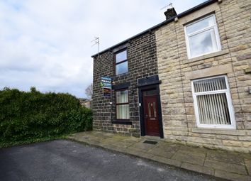 Thumbnail 2 bed end terrace house for sale in Victoria Street, Whitworth, Rochdale