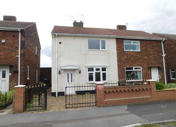 Thumbnail 2 bedroom semi-detached house to rent in Johnson Estate, Wheatley Hill, Durham