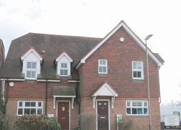 Thumbnail 3 bed semi-detached house for sale in Maidstone Road, Wateringbury, Maidstone