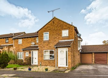 Thumbnail 3 bed end terrace house to rent in Chilcombe Way, Lower Earley, Reading