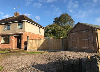 Thumbnail 3 bed property to rent in Main Street, Thringstone, Leicestershire