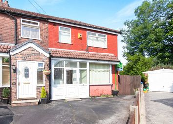 Thumbnail 3 bed terraced house for sale in Norbury Grove, Pendlebury, Swinton, Manchester