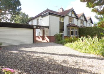 Thumbnail 4 bed semi-detached house for sale in Meadowfield Road, Stocksfield