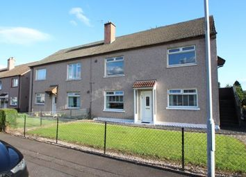 Thumbnail 2 bed flat for sale in Montrose Crescent, Hamilton, South Lanarkshire