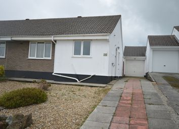 Thumbnail 2 bed bungalow for sale in Roseland Gardens, Redruth