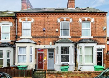 Thumbnail 2 bed terraced house for sale in Thorneywood Rise, Thorneywood, Nottingham