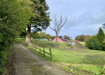 Thumbnail 3 bed detached bungalow for sale in Bastleford Road, Rosemarket, Milford Haven