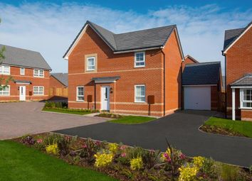 "4 bed detached house for sale in ""Radleigh"" at ""Radleigh"" At Carter Knowle Road, Bannerdale, Sheffield S7"
