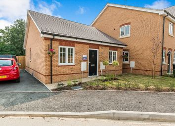 Thumbnail 2 bed detached bungalow for sale in Fen Lane, Sawtry, Huntingdon