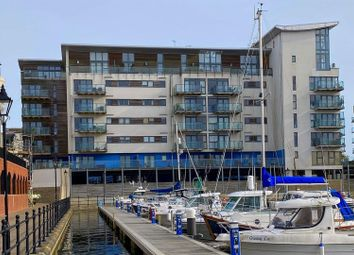 Midway Quay, Sovereign Harbour North, Eastbourne BN23. 2 bed flat