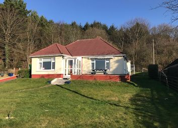 Thumbnail 3 bedroom detached bungalow for sale in New Church Road, Ebbw Vale