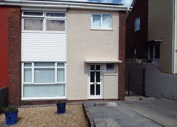 Thumbnail 3 bed semi-detached house for sale in Tir Becca, Tumble, Tumble, Carmarthenshire