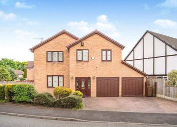 Thumbnail 6 bed detached house for sale in Stonecross Drive, Rainhill, Prescot