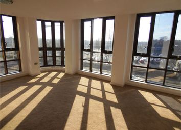 Thumbnail 2 bed flat to rent in 57 Priestgate, Peterborough, Cambridgeshire