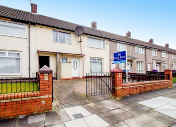 Thumbnail 3 bed terraced house for sale in Kynance Road, Liverpool