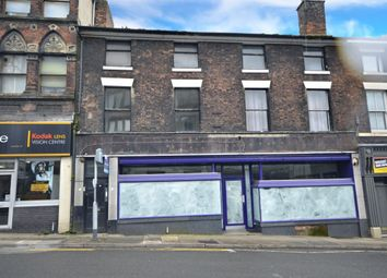 2 bed flat for sale in Market Street, Longton, Stoke-On-Trent ST3