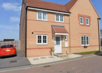 Thumbnail 3 bed semi-detached house for sale in Corbett Drive, Wakefield, West Yorkshire, West Yorkshire
