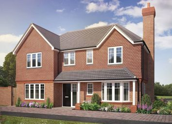 """Thumbnail 4 bedroom detached house for sale in """"The Osmore - Double Garage"""" at North Common Road, Wivelsfield Green, Haywards Heath"""