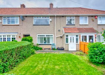 Thumbnail 3 bed terraced house for sale in Westerham Grove, Middlesbrough