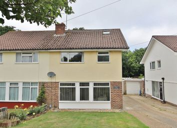 4 bed semi-detached house for sale in The Dale, Widley, Waterlooville PO7