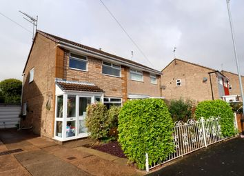 Thumbnail 3 bed semi-detached house for sale in Hathersage Road, Hull, Yorkshire