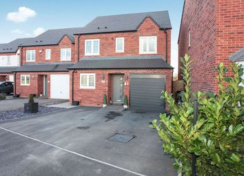 Thumbnail 3 bed detached house for sale in Greendale Road, Nuneaton
